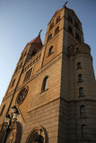 Conde Catholic Church del St Imágenes de archivo libres de regalías