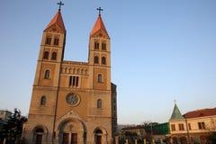 Conde Catholic Church del St Fotografía de archivo libre de regalías