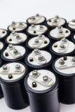 Condensateur électrolytique Photos stock