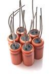 Condensateurs Photo stock