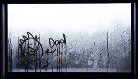 Condensatie stock fotografie