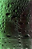 Condensatie royalty-vrije stock afbeelding