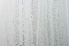 Condensatie stock afbeelding