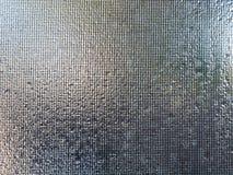 Condensatie op een venster Stock Afbeelding