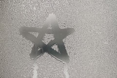 Condensation of water Royalty Free Stock Photo