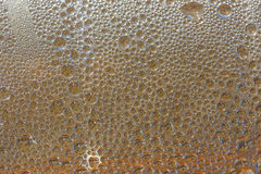 Condensation of water. Royalty Free Stock Photos