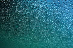 Condensation Water Bubbles Royalty Free Stock Photography