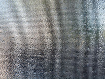 Condensation on a window Stock Image