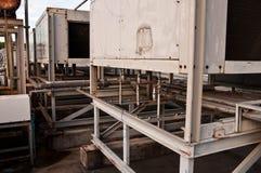 Condensatore Fotografia Stock