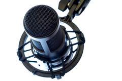 Condensatormicrofoon Royalty-vrije Stock Foto