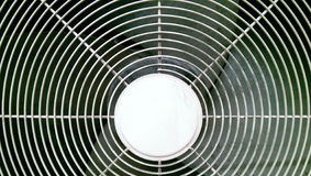 Condenser fan Royalty Free Stock Image