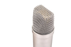 Condenser microphone Stock Photos
