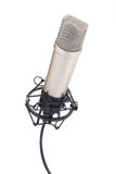 Condenser microphone Stock Photography