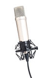 Condenser microphone Royalty Free Stock Photography