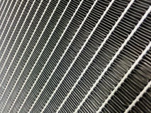 Condenser unit used in central air conditioning systems - heat e Royalty Free Stock Photos