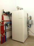 Condensing boiler Stock Images
