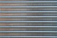 Condensor coil closeup Royalty Free Stock Image