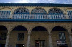 Condes de Jaruco Palace, Havana, Cuba Stock Image