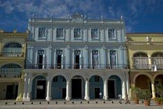 Condes de San Esteban de Canongo House, Havana, Cuba Stock Photo