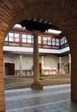 Condes de Valparaiso Palace, Almagro, Spagna Immagine Stock
