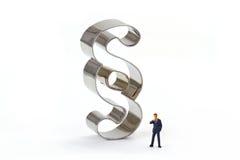 Condições de negócio Imagens de Stock