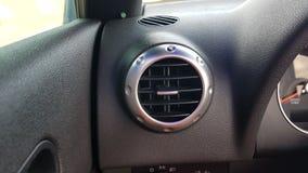 Condición del aire del coche de los conductores del aire imagen de archivo