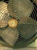 Condición del aire de la bobina de la fan del primer foto de archivo libre de regalías