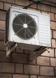 Condicionador de ar Imagem de Stock Royalty Free