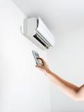 Condicionador de ar Fotografia de Stock