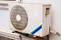 Condicionador de ar foto de stock