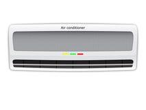 Condicionador de ar Ilustração Stock