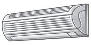 Condicionador de ar ilustração do vetor