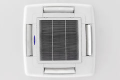 Condicionador de ar fotografia de stock royalty free