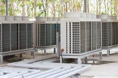 Condicionador de ar. Imagem de Stock