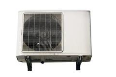 Condicionador de ar isolado imagens de stock royalty free