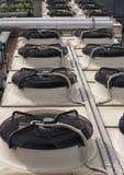 Condicionadores de ar Imagens de Stock