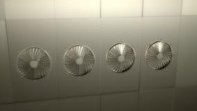 Condicionadores de ar Imagem de Stock Royalty Free