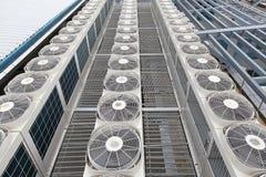 Condicionadores de ar centrais Imagem de Stock