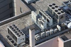 Condicionamento de ar Imagem de Stock Royalty Free