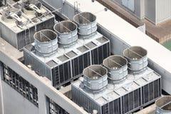 Condicionamento de ar Fotos de Stock