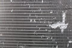 Condicionamento de ar das peças de substituição Fotografia de Stock