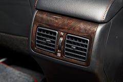 Condicionamento de ar do carro Fotos de Stock Royalty Free