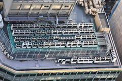 Condicionamento de ar industrial Fotos de Stock Royalty Free