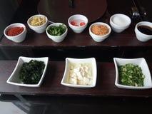 Condiment еды Стоковые Фото