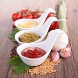 Condiment image stock