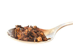 Condiment cloves stock image