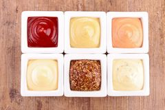 Condiment, kumberland Zdjęcie Royalty Free
