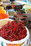 Condimente el mercado Foto de archivo