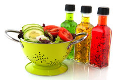 Condimento dell'insalata Fotografia Stock Libera da Diritti