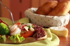 Condimento dell'insalata. Fotografie Stock Libere da Diritti